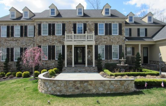 Natural Thin Stone Veneer Projects